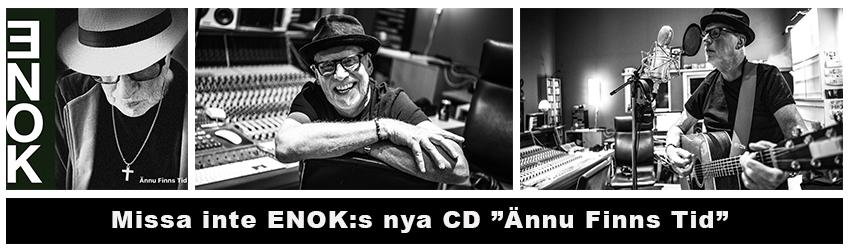 Banner - CD - Enok
